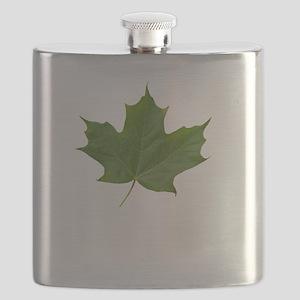TrueNorth-greenLeaf-whiteLetters copy Flask