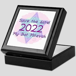 save_the_date_2022 Keepsake Box