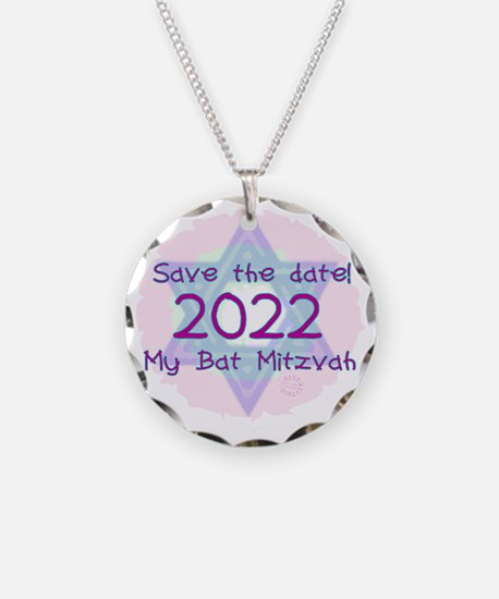 save_the_date_2022 Necklace