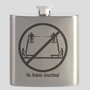 GeinieJoustwhite Flask
