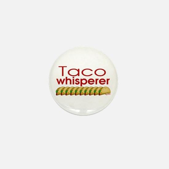 Taco Whisperer Mini Button
