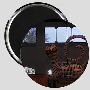 Kitty Overhead Magnet