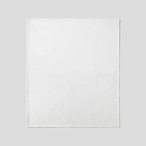 SacredHeart_white_3k3k Throw Blanket