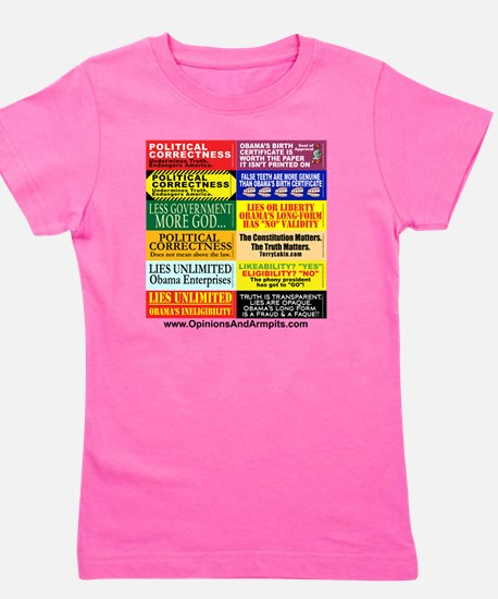 OOBumperStickers-v01 - All Girl's Tee