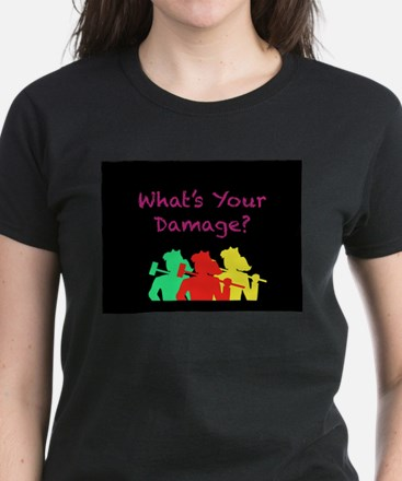 What's Your Damage T-Shirt