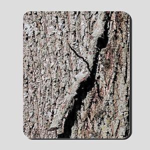 Tree Bark Mousepad