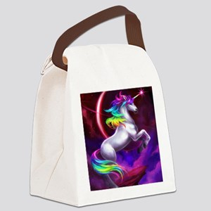 16x20_unicorndream Canvas Lunch Bag