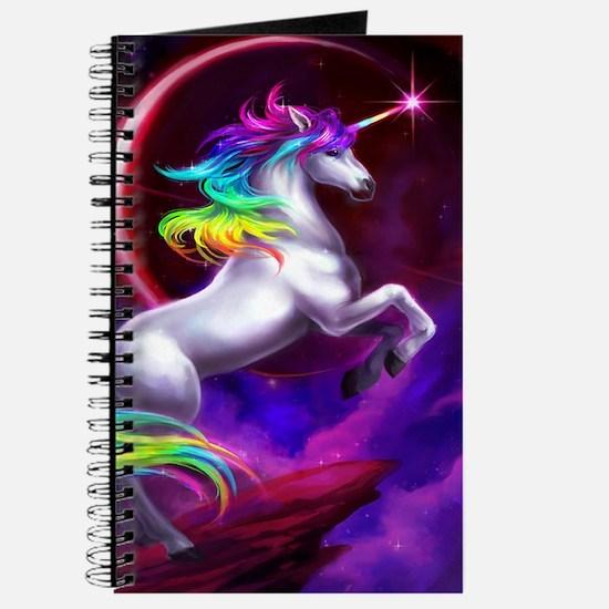 16x20_unicorndream Journal