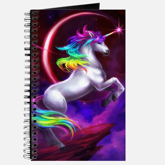 9x12_unicorndream Journal