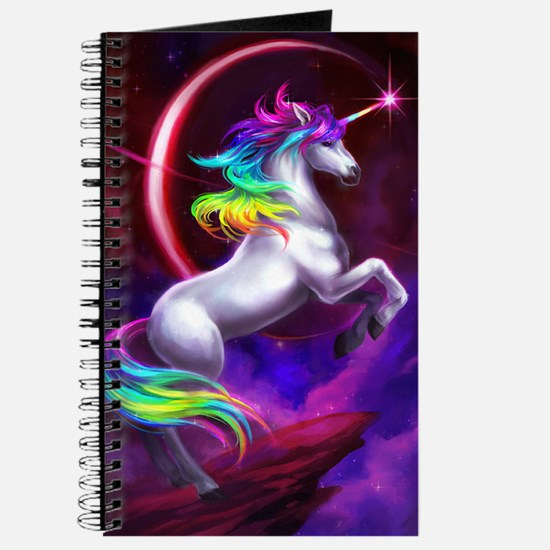 14x10_unicorndream Journal