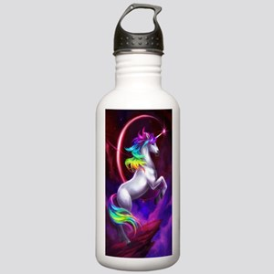 2.41x4.42_unicorndream Stainless Water Bottle 1.0L