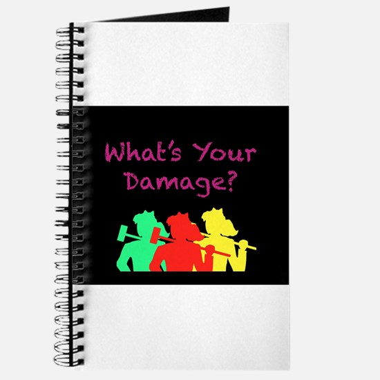 What's Your Damage Journal