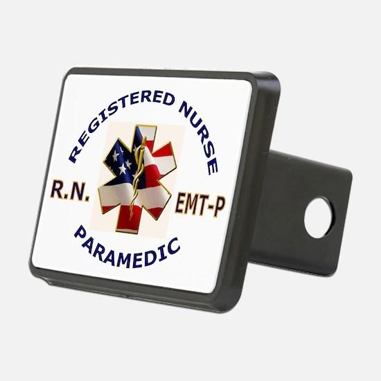 RNMedicLogo Hitch Cover