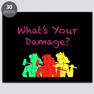 What's Your Damage Puzzle