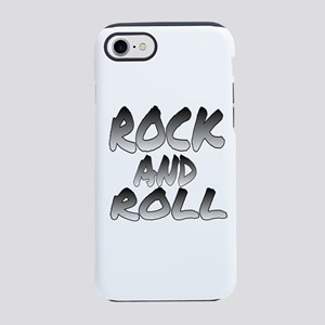 ROCK AND ROLL iPhone 7 Tough Case