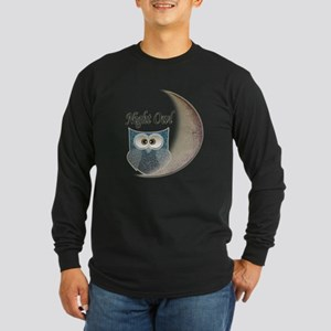Night Owl Long Sleeve T-Shirt