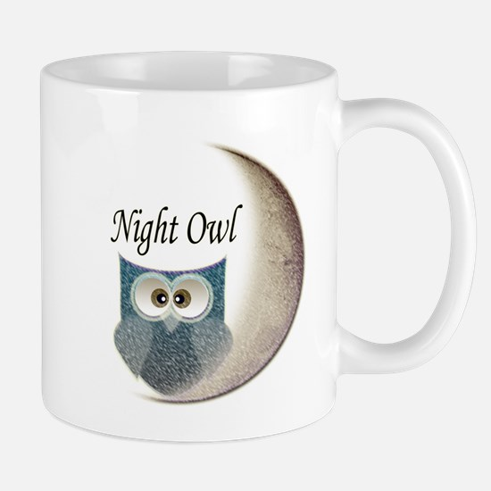 Night Owl Mugs