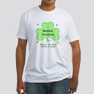 Boston Heaven Fitted T-Shirt