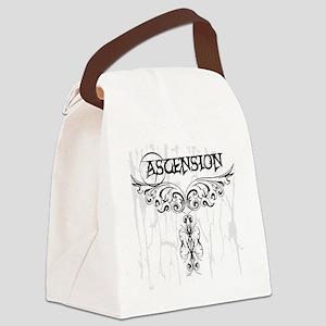 T - Shirt 2 Canvas Lunch Bag