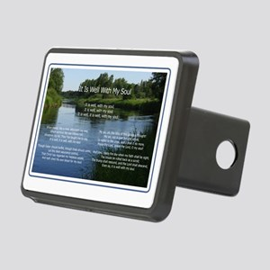 ItIsWellH Rectangular Hitch Cover
