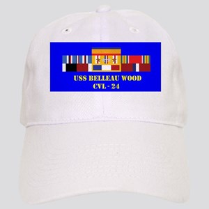 USS-bella-wood-cvl-24-lp Cap