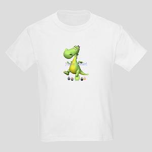 Easter Dino Kids T-Shirt