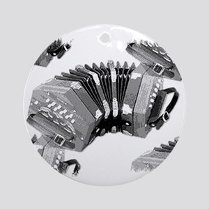 Concertina Ornament (Round)