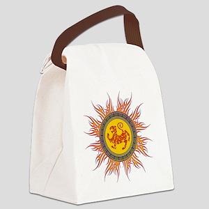 SHOTOKAN_TIGER_temp_boybrief Canvas Lunch Bag