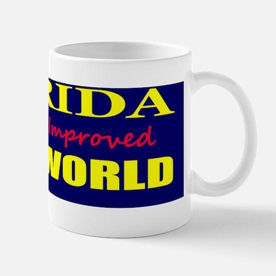 Florida 3rd World bumper sticker Mug