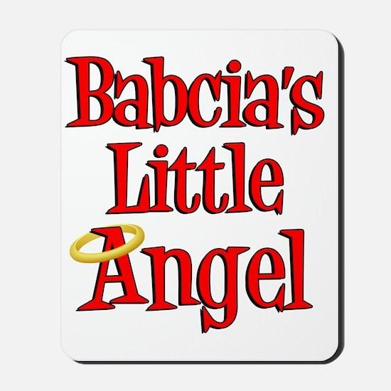 Babcias Little Angel Mousepad