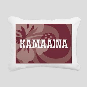 Kamaaina22 Rectangular Canvas Pillow