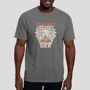 I Have A Crazy Grandma T Shirt T-Shirt