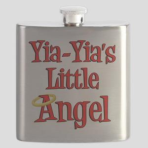 Yia Yias Little Angel Flask