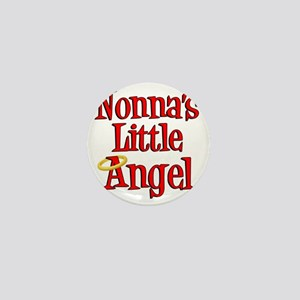 Nonnas Little Angel Mini Button