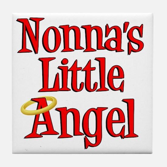 Nonnas Little Angel Tile Coaster