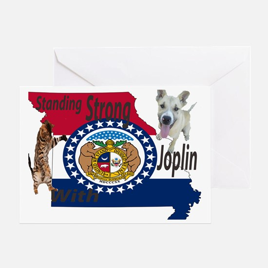 standing-strong-with-joplin.gif Greeting Card