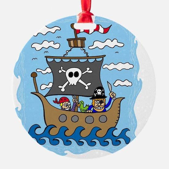 pirate1 Ornament