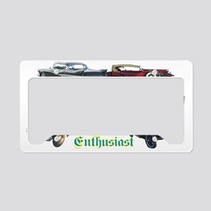 classic cars License Plate Holder