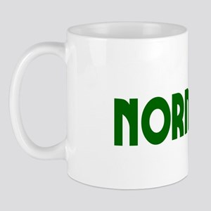 MN NORML Logo white on transparent Mug