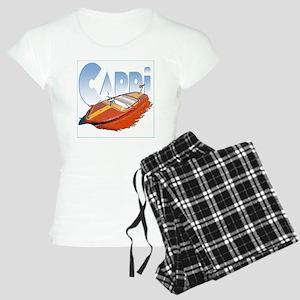 capri-4 Women's Light Pajamas