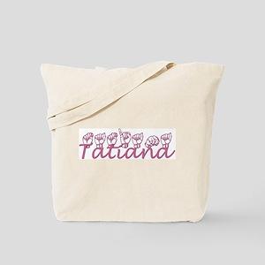 Tatiana Tote Bag