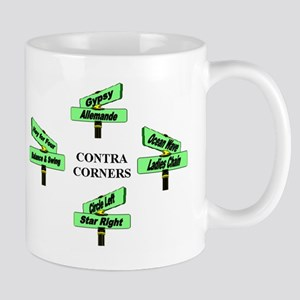 Contra Corners Mug