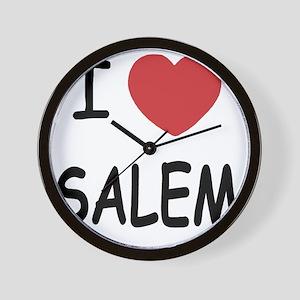 SALEM Wall Clock