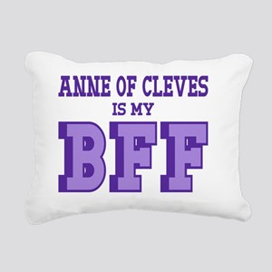 Anne of Cleves is my Bes Rectangular Canvas Pillow
