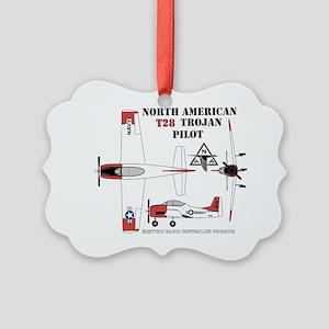 T28Trojan Picture Ornament