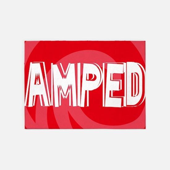 Amped38O 5'x7'Area Rug