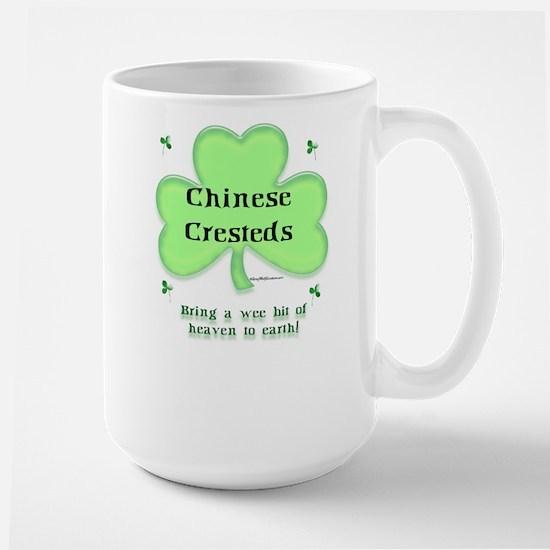 Crested Heaven Large Mug