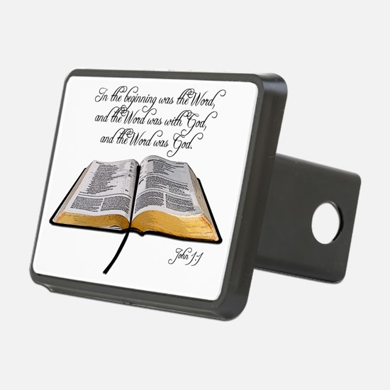 thebible_John1_1 Hitch Cover