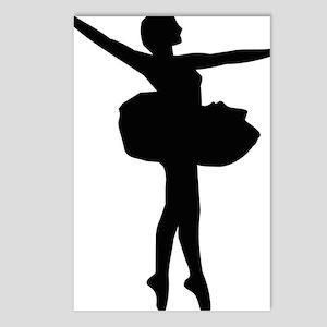 Ballerina Postcards (Package of 8)