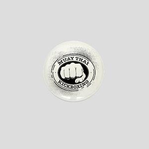 muay thai 3 Mini Button